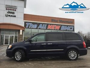 2016 Chrysler Town  Country Touring-L  DUAL BLURAY, BACKUP , HEA