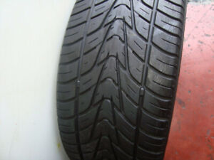 1 TOYO F24 PROXES 225 45 ZR 17 SUMMER TIRE 50.00$