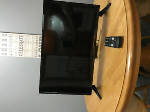 "Brand new 24"" Insignia TV"