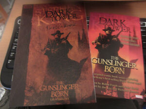 Stephen King - Comic Sketchbook The Gunslinger Born