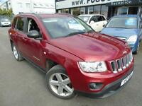 2011 Jeep Compass 2.2CRD Limited - Platinum Warranty!