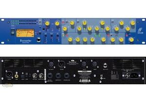 FOCUSRITE ISA220,MIC PREAMP,CARTE DE SON,EQ,COMPRE,SOUND CARD