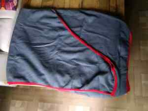 Fleece Horse Blanket Liner