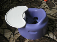 Bumbo Chair with straps and tray