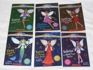 RAINBOW MAGIC - SPECIAL EDITION - CHAPTERBOOKS - CHECK IT OUT!