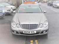 58 plate Mercedes-Benz E280 3.0CDI elegance automatic