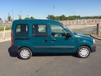 "RENAULT KANGOO 1.4 AUTHENTIQUE AUTOMATIC 2003 ""52"" REG 71,000 MILES"