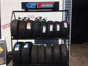 NEW AND USED TIRES!!!! ( tire change and balance avail)