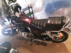 Motorcycle (if I don't sell right price I will keep it)