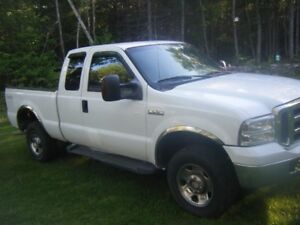 2006 Ford f250 trades considered