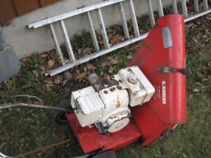 small moto mower snowblower