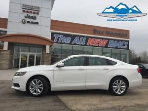 2017 Chevrolet Impala 1LT  ACCIDENT FREE, LEATHER, BLUETOOTH, PO