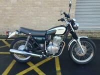 2009 Honda CB400SS E 9933 miles only lovely condition