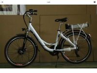 Wanted: Electric Bike. Price Negotiable Depending on Age and Condition