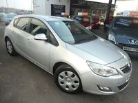 Vauxhall Astra EXCLUSIV CDTI (silver) 2010