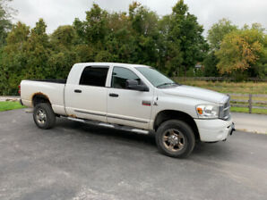 2008 Dodge Power Ram 3500 Laramie Pickup Truck - Mega Cab
