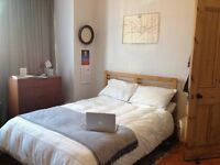Great LARGE DOUBLE room to rent in lovely houseshare
