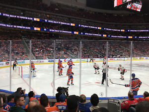 Edmonton Oilers vs. Winnipeg Jets Tickets