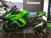KAWASAKI Z1000SX ABS Very Low Mileage,Leo Vince Exhaust,F/S/H,Heated ...