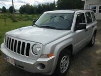 2010 Jeep Patriot SUV, Low KM, PRICE REDUCED, GREAT COND.