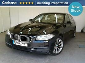 2014 BMW 5 SERIES 518d SE 4dr