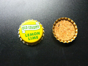 Old Colony Bottle Caps