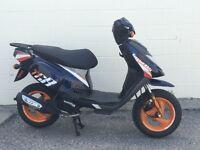 2014 TGB Tapo 50cc 2-stroke Scooter ~ BRAND NEW, STILL IN CARTON