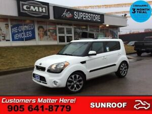 2013 Kia Soul 4u  SUNROOF B/UP CAMERA HTD SEATS ALLOYS