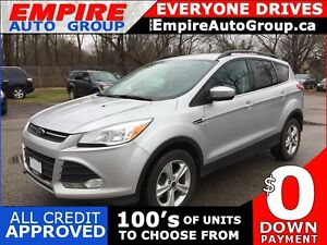2013 FORD ESCAPE SE * ECOBOOST AWD * NAVIGATION * BLUETOOTH * PO