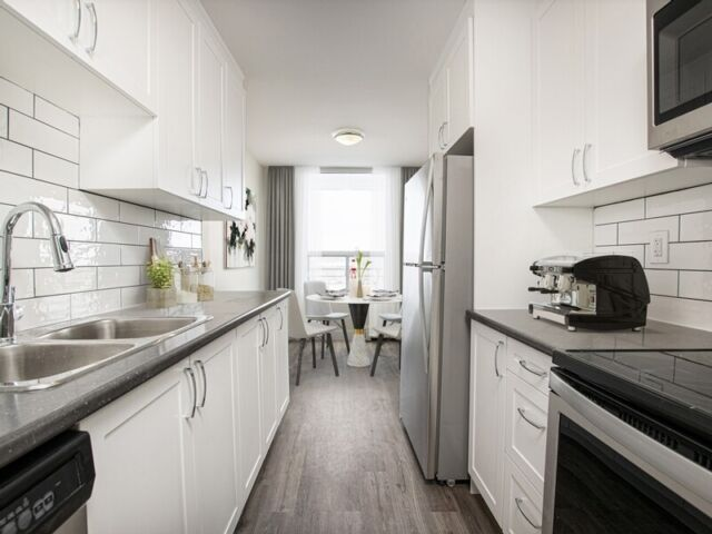 Newly Renovated & Spacious - 1 bedroom Apartment for Rent ...