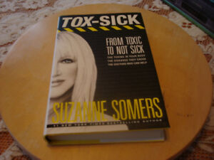 TOX-SICK,  BY SUZANNE SOMERS