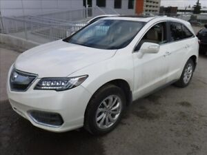 2016 Acura RDX AWD Tech | Certified Pre-Owned