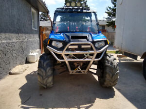 Lifted Polaris rzr 800 ho clean with EXTRAS