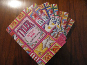 """1992 """"Welcome to Tyler"""" 6 books - Complete series. Like NEW"""