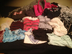 Name brand lot ladies clothes