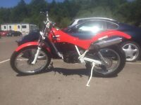 Honda TLR 200 1986
