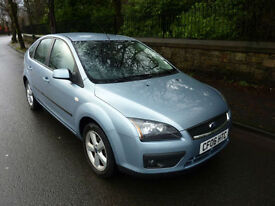 2006 '06' FORD FOCUS 1.8 125 ZETEC CLIMATE 5 DOOR HATCH ONLY 59,000 F,S,H,