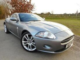2007 Jaguar XK 4.2 V8 2dr Auto Alpine Sound! Sat Nav! 2 door Sports