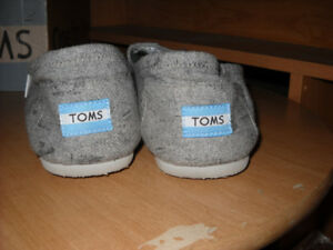 Souliers homme chaussures Tom's men shoes size 10