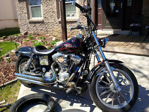REDUCED - 2001 HD FXD Dyna Glide