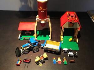 LEGO City 7637 Farm 100% Complete
