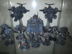 Warhammer 40k Armé Primaris RavenGuard