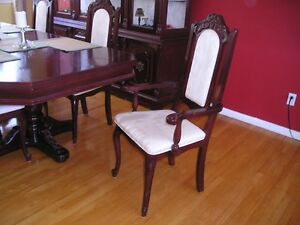DINNING ROOM TABLE WITH CHAIRS West Island Greater Montréal image 6