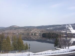 A Winter Getaway in Mont Tremblant Pinoteau Private Condo