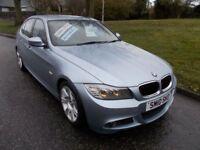 BMW Sport 2.0 320d M Sport (blue) 2010