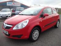 57 VAUXHALL CORSA 1.0 LIFE 3DR RED LOW INSURANCE