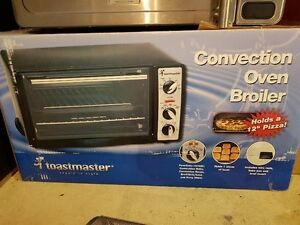 Toastmaster Countertop Convection Oven Broiler