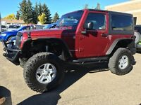 2011 JEEP WRANGLER SPORT MANUAL WELL CARED FOR !! PWU0361A Edmonton Edmonton Area Preview