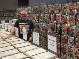 BLAST FROM THE PAST COMICS - BUY 2 GET A 3RD COMIC FREE