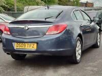 2009 Vauxhall Insignia 2.0 CDTi 16v SE 5dr Hatchback Diesel Manual
